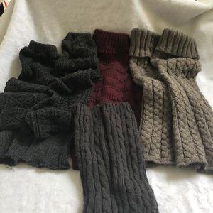 Accessories - Boot Leg Warmer Bundle